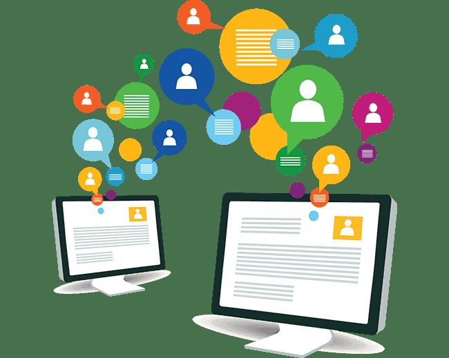 Grupo de expertos en gestion de redes sociales