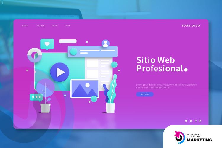 5 Tips para crear una página web profesional